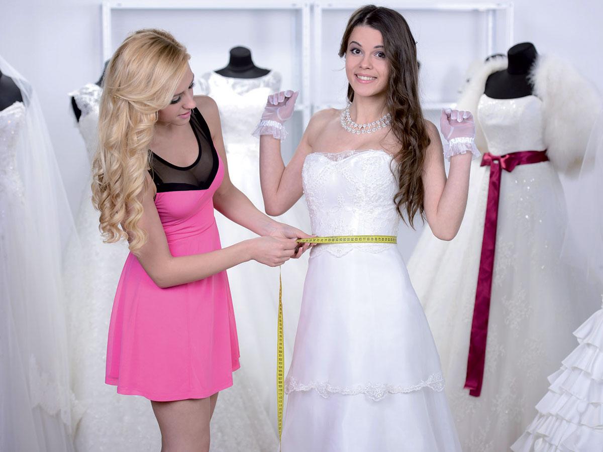 Prove di abiti da sposa: emozionati per la prima volta a IDEA SPOSA 2.0