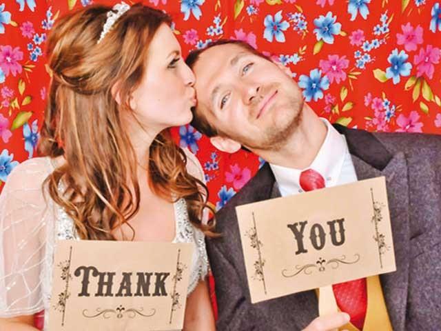 Photo Booth al vostro matrimonio? Divertitevi con i vostri ospiti con tutte le novità di Booth Revolution