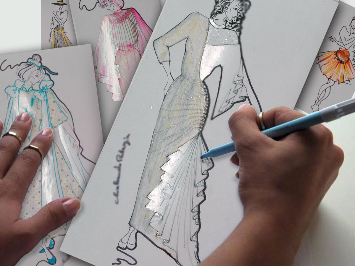 Un outfit da sposa unico: a Idea Sposa 2.0 lo stilista lo progetta insieme a te