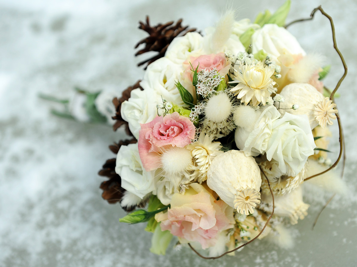 Immagini Di Bouquet Da Sposa.Flowers Design Contest Come Nasce Un Bouquet