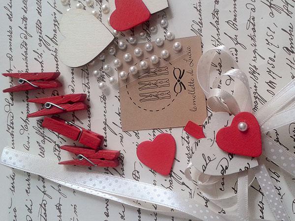 Siete alla ricerca di un cadeau de mariage unico e creativo? Le Mollette di Lucia vi conquisteranno