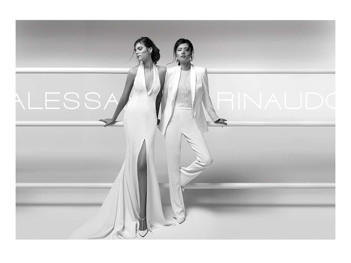 """Alessandra Rinaudo è """"La stilista delle Spose"""" su Rai 2! Scoprite i suoi abiti a IDEA SPOSA 2.0"""