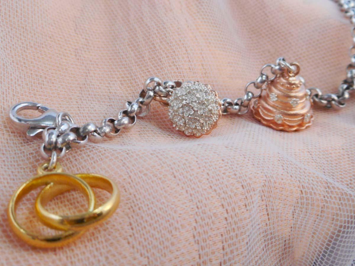 Un regalo speciale per i testimoni di nozze? Scopri le creazioni DieciCento Jewels a IDEA SPOSA 2.0
