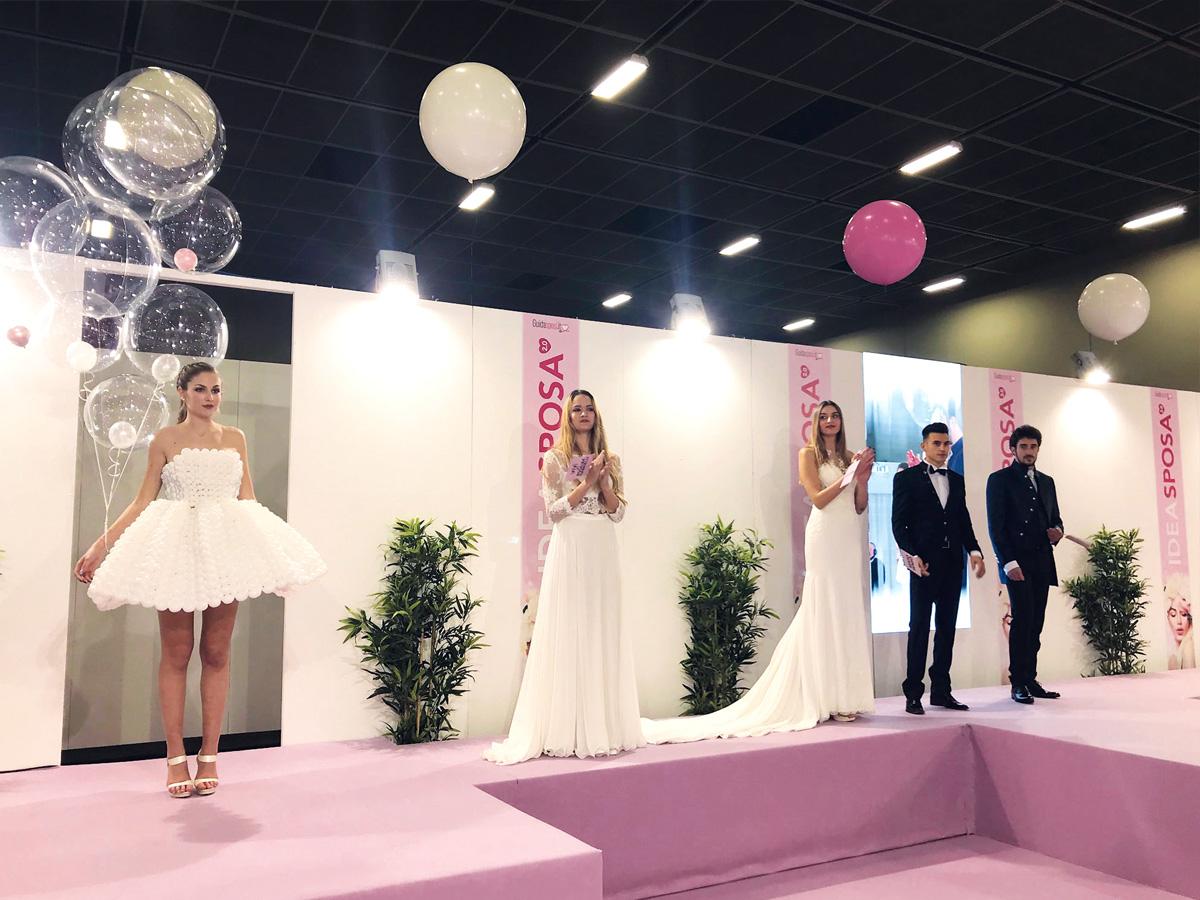 52d8bb20c48f Scegli il tuo abito da sposa  alla fiera IDEA SPOSA 2.0 arrivano le sfilate  delle